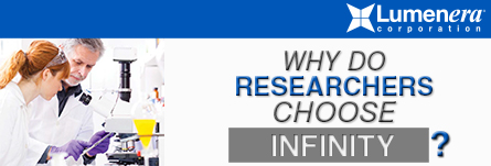 why do researchers choose INFINITY?