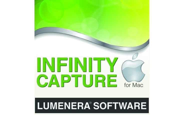 INFINITY CAPTURE Mac for Microscope Cameras Teledyne Lumenera