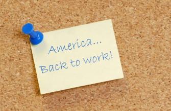 America Back to Work