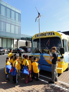 BioBus Mobile Laboratory: Inspiring the Next Generation of Scientists