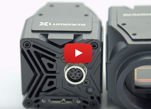Lumenera's USB 3.0 Cameras Product Video