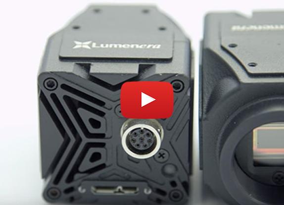 Pregius Global Shutter CMOS Cameras Teledyne Lumenera