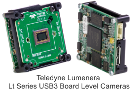 Lt Series USB3 Board Level Cameras