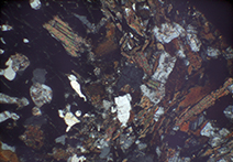 INFINITY X-32 sample image of rocks