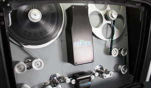 Archival film scanner at Reflex Technologies