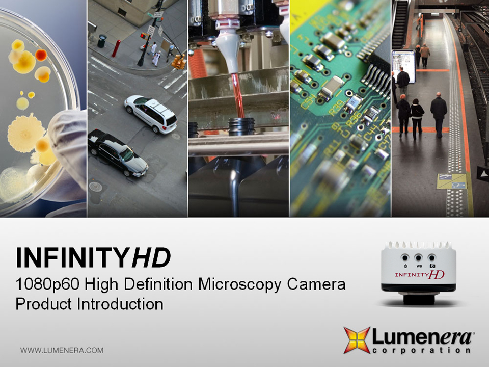 INFINITYHD Product Introduction