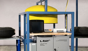 L-Ray machine