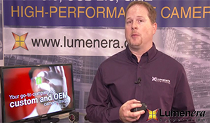 Lumenera at the AIA Vision Show 2014