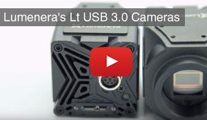 Lumenera's Lt USB 3.0 Cameras
